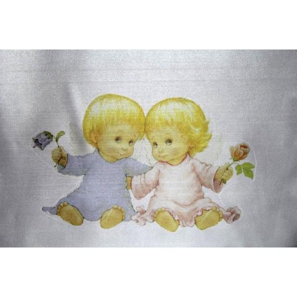 Комплект детский атлас «Ангел»