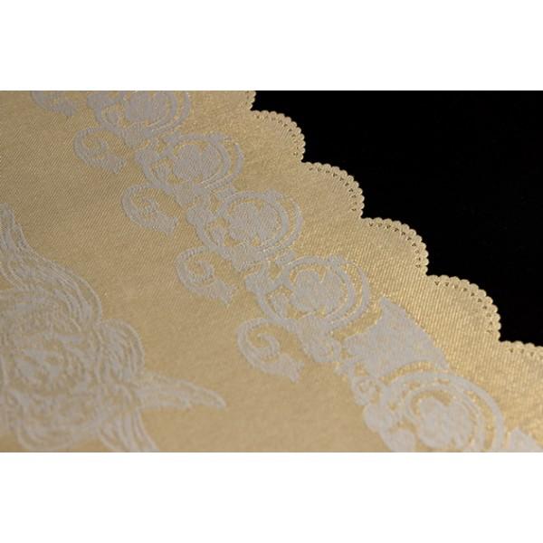 Комплект «Жаккард золотистый»
