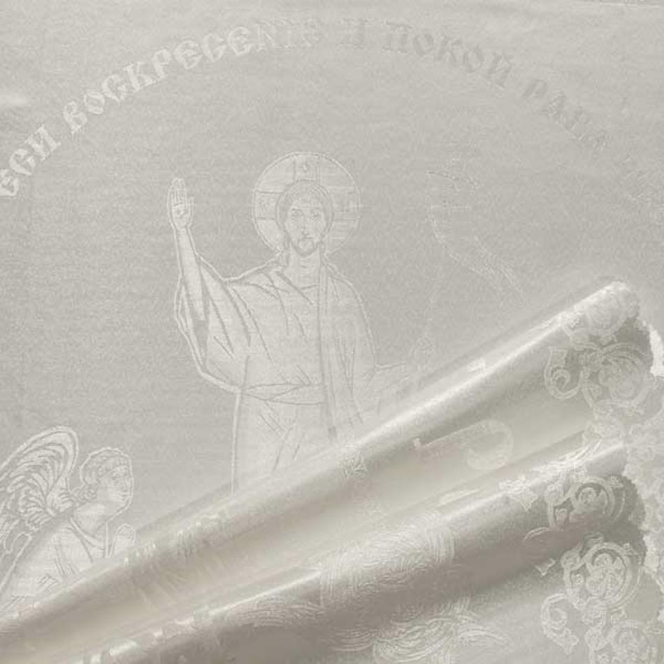 Комплект «Жаккард белый»